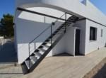 Access solarium terrace