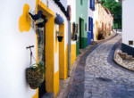 Casco Hco.Finestrat-Casas colores Castell