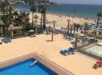 Santa Margarita piscina