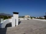Solarium terrace 60 m2