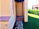 El Pinar 2.1 (3 dorm) Jardin y Entrada Foto 1