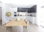 Kitchen_01 Villa Piedra