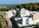 Sea views 1st Floor terrace Villa Hydra