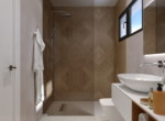 Baño pareado