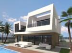 Proyecto finestrat 15 VIV CONJUNTO-ThreeD-{3D} V15_Vista 3D 1